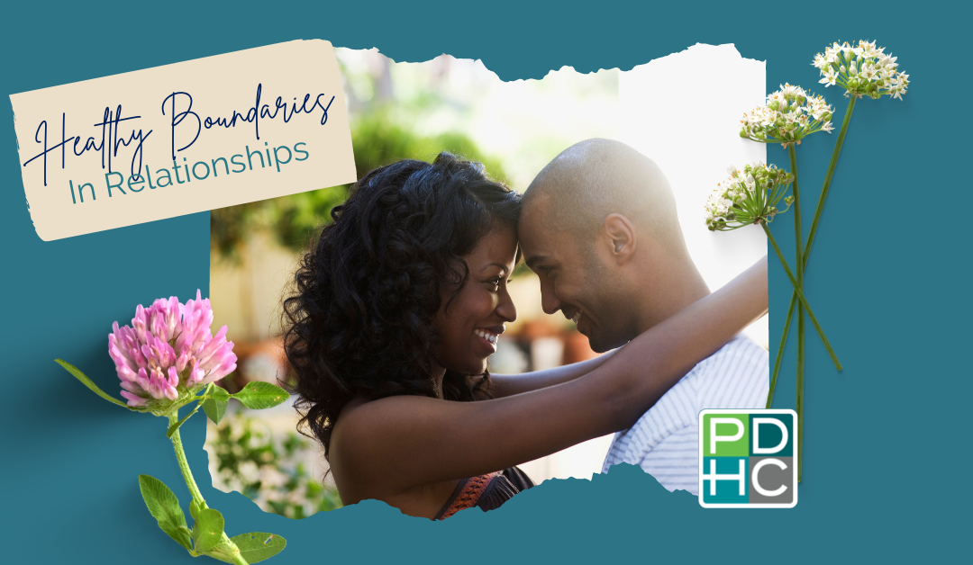 Healthy Boundaries – In Relationships and Parenting